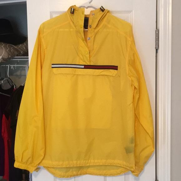 260f428ecd Tommy Hilfiger rain jacket/pullover-M. M_5b1c45189519969dee73de30